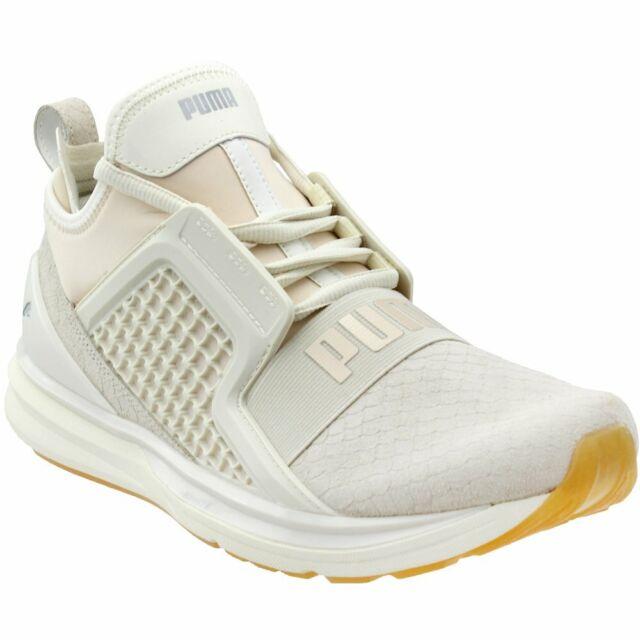 newest a0ec6 60801 PUMA Ignite Limitless Reptile Men S Training Shoes 8 Whisper White