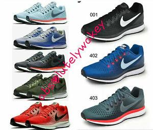 Nike-Air-Zoom-Pegasus-34-Hommes-Chaussures-De-Course-Baskets-et-ou-Pegasus-34-Shield