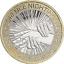 miniatura 24 - UK £ 2 MONETE 1997 - 2020 GB MONETE Due Pound