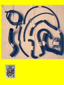 V6 Heater Tap /& Hose Commodore Kit GATES QUALITY Holden VS