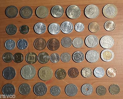 39 COINS COLLECTION OF PROOF DIMES FROM 1971-2009 FULL SET