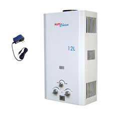BRAND NEW HOT CHOICE™  NATURAL GAS TANKLESS WATER HEATER 3.2GPM  / 12L