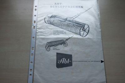 197001) Abt Schleppreschen - Guwaloss - Prospekt 195?