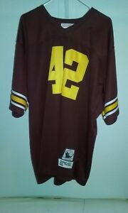 huge discount 7d343 8e8b6 Details about Official RONNIE LOTT USC TROJANS #42 THROWBACK JERSEY Size 54  Mitchell & Ness