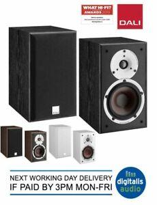 Dali-Spektor-2-Bookshelf-Speakers-Available-in-Black-Walnut-or-White