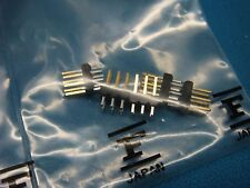 10 Fcn 724p006 Auw Fujitsu 6 Pin Header Connector 3x2 Dual Row Headers Gold