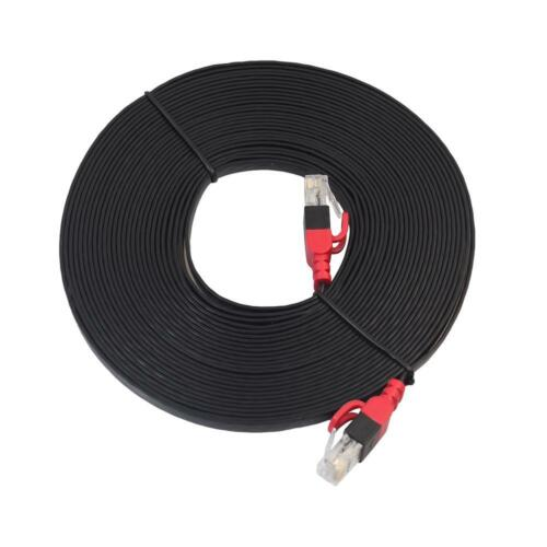 Ethernet Cable Flat Design CAT6 Network Wire RJ45 Lan Cable Patch for Router PC