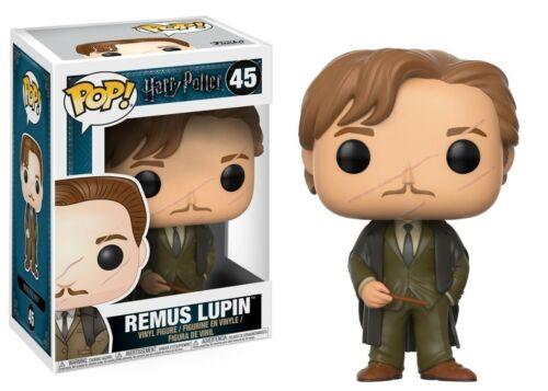 Funko-POP Harry Potter Harry POTTER-Remus Lupin nella casella Nuovo di Zecca
