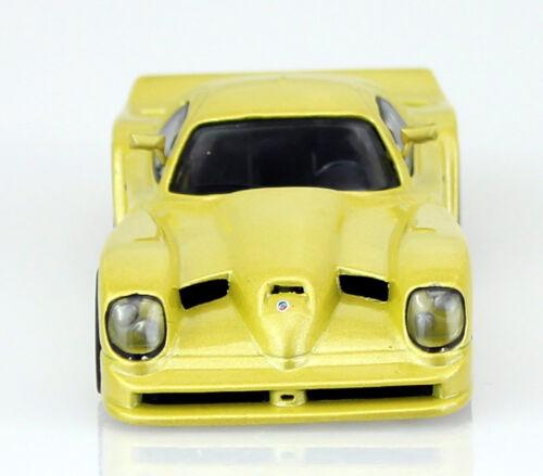 Panoz Esperante GTR-1 gold Blister 1:43 Ixo//Altaya Modellauto
