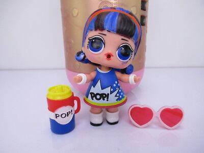 LOL SURPRISE UNDER WRAPS POP HEART Series 4 Big Sister COLOR CHANGER
