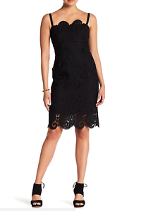 NWT  Nanette Lepore Lace Dress Little secrets size 0
