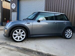Mini Cooper S R53 Supercharged. 37,800 Miles fabulous condition **NO RESERVE**