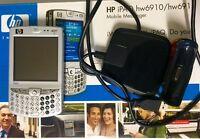 USATO Inscatolato HP iPAQ HW6915 PALMARE CELLULARE GSM Messenger FA736AA#ABZ
