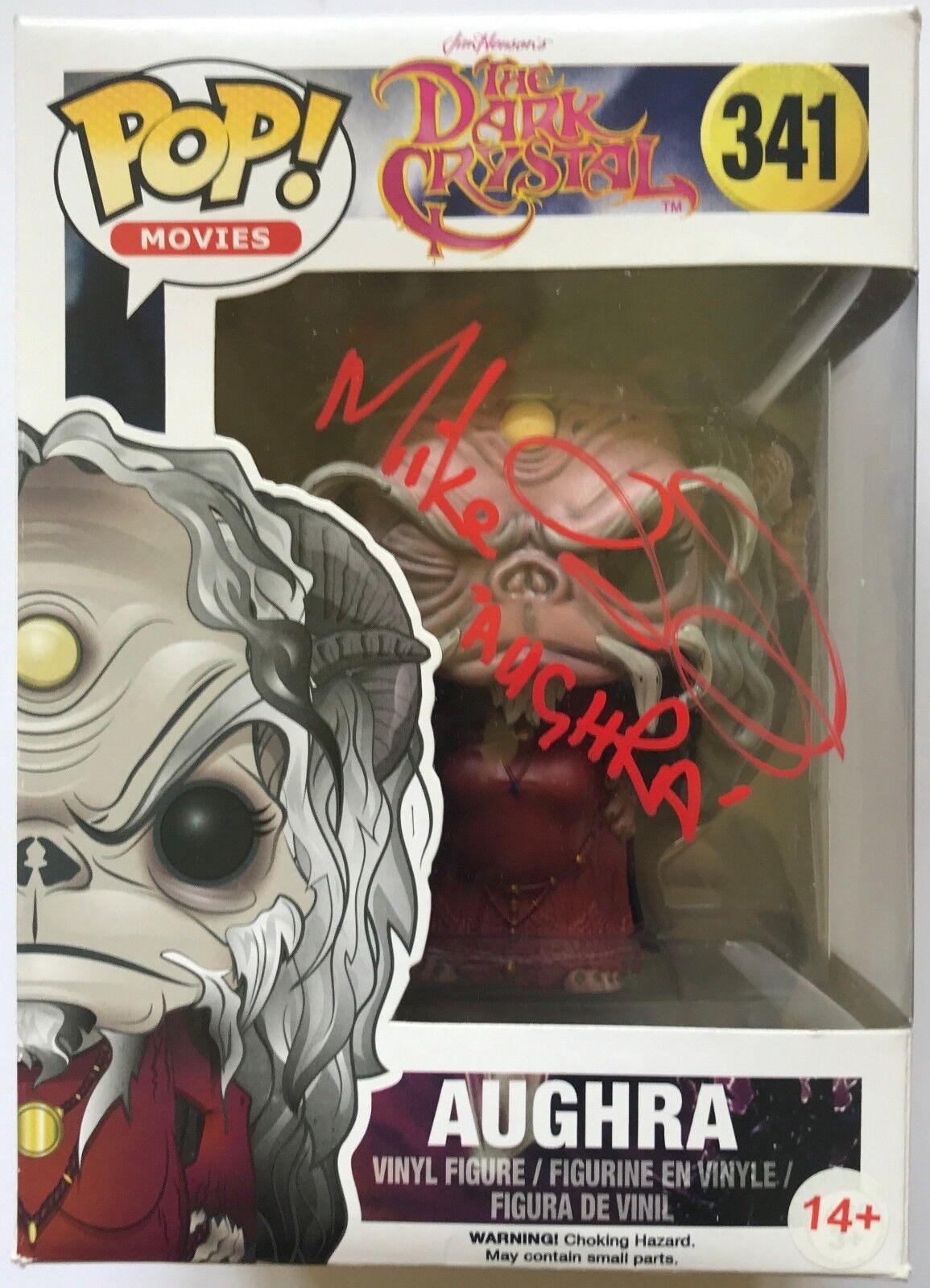 Mike Edmonds mano firmado aughra  Funko Pop  341.