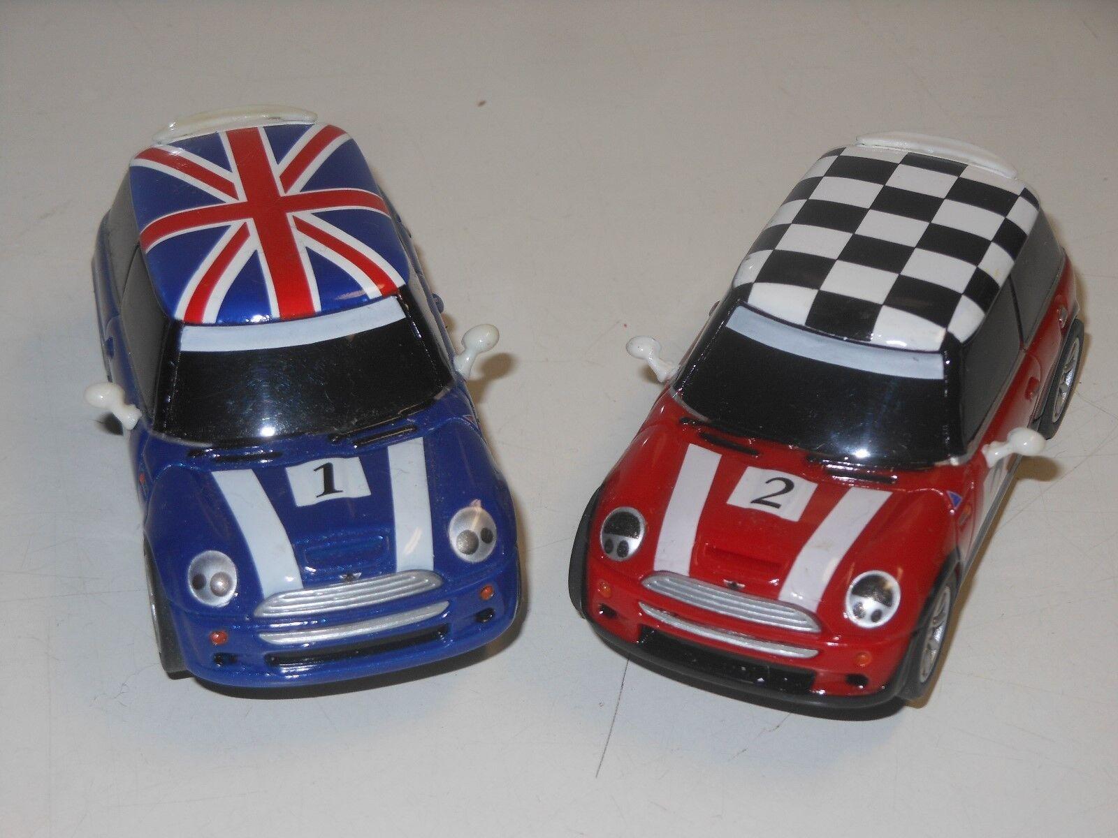 Carrera - GO SERIE - 2 pezzi - Mini Cooper S