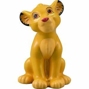 Disney-Leon-King-Simba-Hucha-Monedas-F-S-Japon-Limitado-Figura-Ceramica-F-S