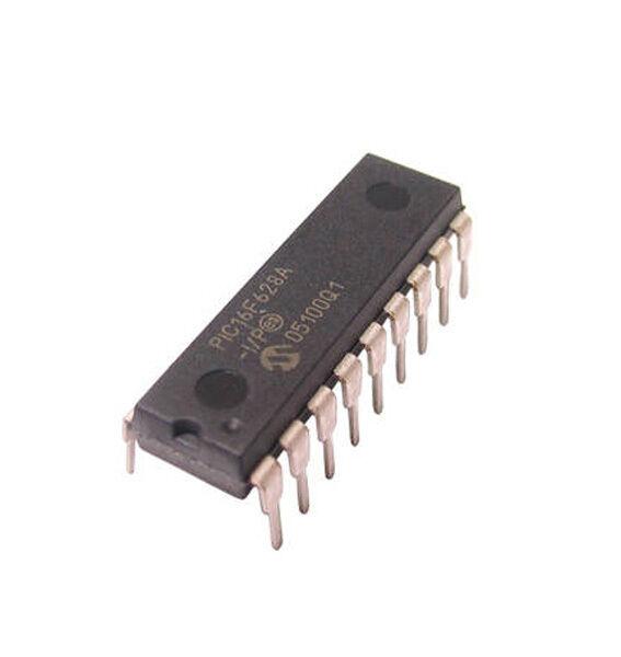 10Pcs NEW DIP-18 MICROCHIP PIC16F628A PIC16F628A-I/P IC Cheap