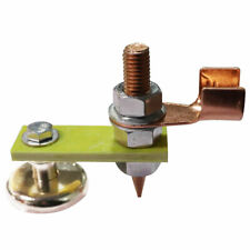 Magnetic Metal Welding Magnet Head Welding Support Ground Clamp With Copper Tail