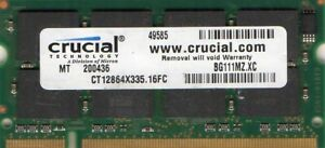 1GB-IBM-Lenovo-Thinkpad-A31-G40-G41-R50-R51-T41-T42-X31-X32-X40-Laptop-Memory