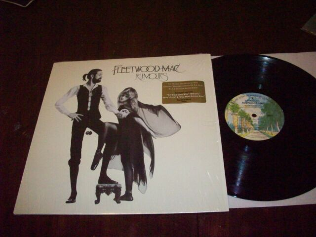 Fleetwood Mac,Rumours,2011 Reprise Pallas Press.VG+ To Mint Cond.