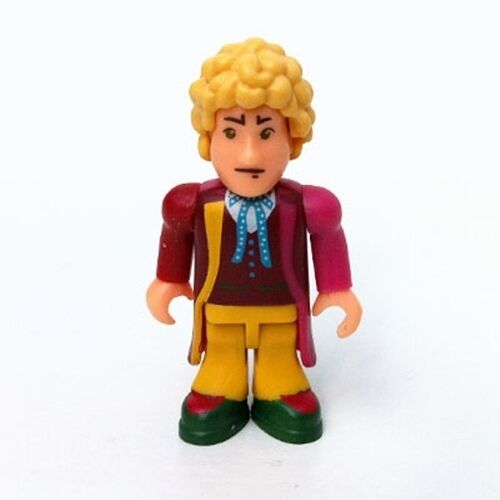 CHARACTER BUILDING DOCTOR WHO MICRO-FIGURE 6th SIXTH DOCTOR LOOSE
