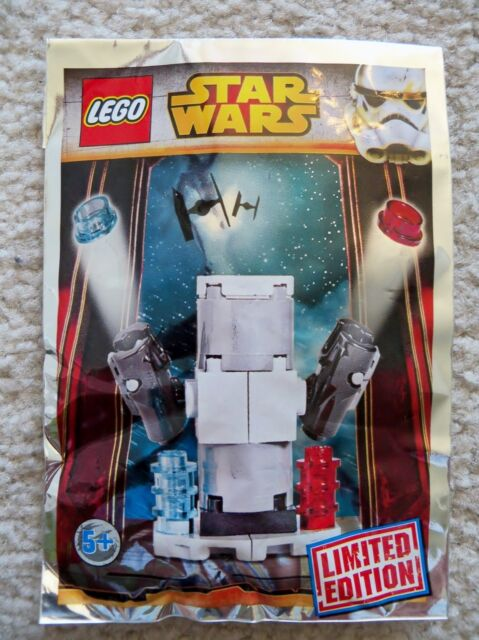 LEGO - Star Wars - Rare - 911509 Imperial Shooter Foil Pack 911509 - New