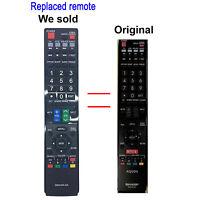 Sharp Replace Remote Lc-80le857u Lc-70le857u Lc-60le857u Lc-80le757u Lc-70le757u