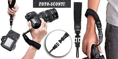 FOTOCAMERA NIKON AI CINGHIA DA POLSO MANO HAND STRAP GRIP D7000 D3100 D3S D3000