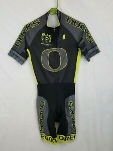 the latest e4f39 51982 HINCAPIE Oregon Ducks UO Speedsuit Skinsuit Cycling Jersey ...