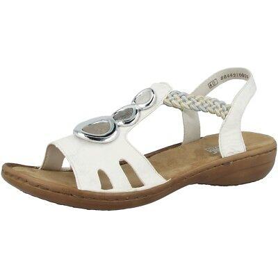Rieker Somerset Braid Riverside Schuhe Damen Freizeit aj1Yy