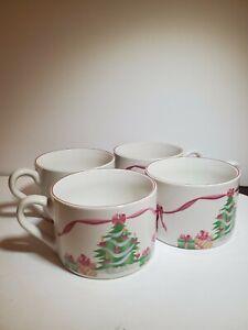 SANGO-034-HOME-FOR-CHRISTMAS-034-4829-SET-FOUR-CUPS