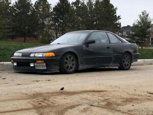 1991 Acura Integra AND 2000 CRV