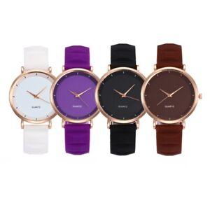 1X-Mode-Gelee-Silikon-Frauen-Uhren-Laessig-Damen-Quarz-Uhr-Armband-Uhren-Uhr-2kr