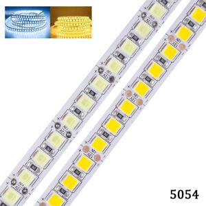 low priced 88c35 94d29 Details about SMD 5054 LED Strip Light 12V 5M 300 600 LEDs High Lumen LED  Diode Ribbon Tape