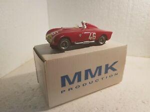Mmk new line slot alfa romeo 6c 3000cm spider (1953) - red #46