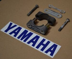 Yamaha YFZ450R Warrior Banshee Raptor Grizzly Big Bear Steering Stem Clamp #13
