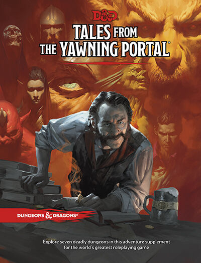 Dungeons & Dragons RPG - Tales  From the Yawning Portal  wholesape economico