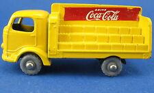 MATCHBOX No 37 - Karrier Bantam - Coca Cola - Lesney - Model Truck - LKW Lorry