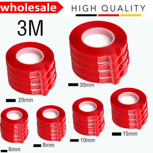 ****** 10 x Number Plate Double Adhesive Sided Sticky Pads HEAVY DUTY *******