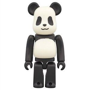 BE@RBRICK 100% PANDA UENO LAND LIMITED Medicom Toy Bearbrick Japan ltd F/S