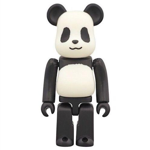 BE@RBRICK 100/% PANDA UENO LAND LIMITED Medicom Toy Bearbrick Japan ltd F//S
