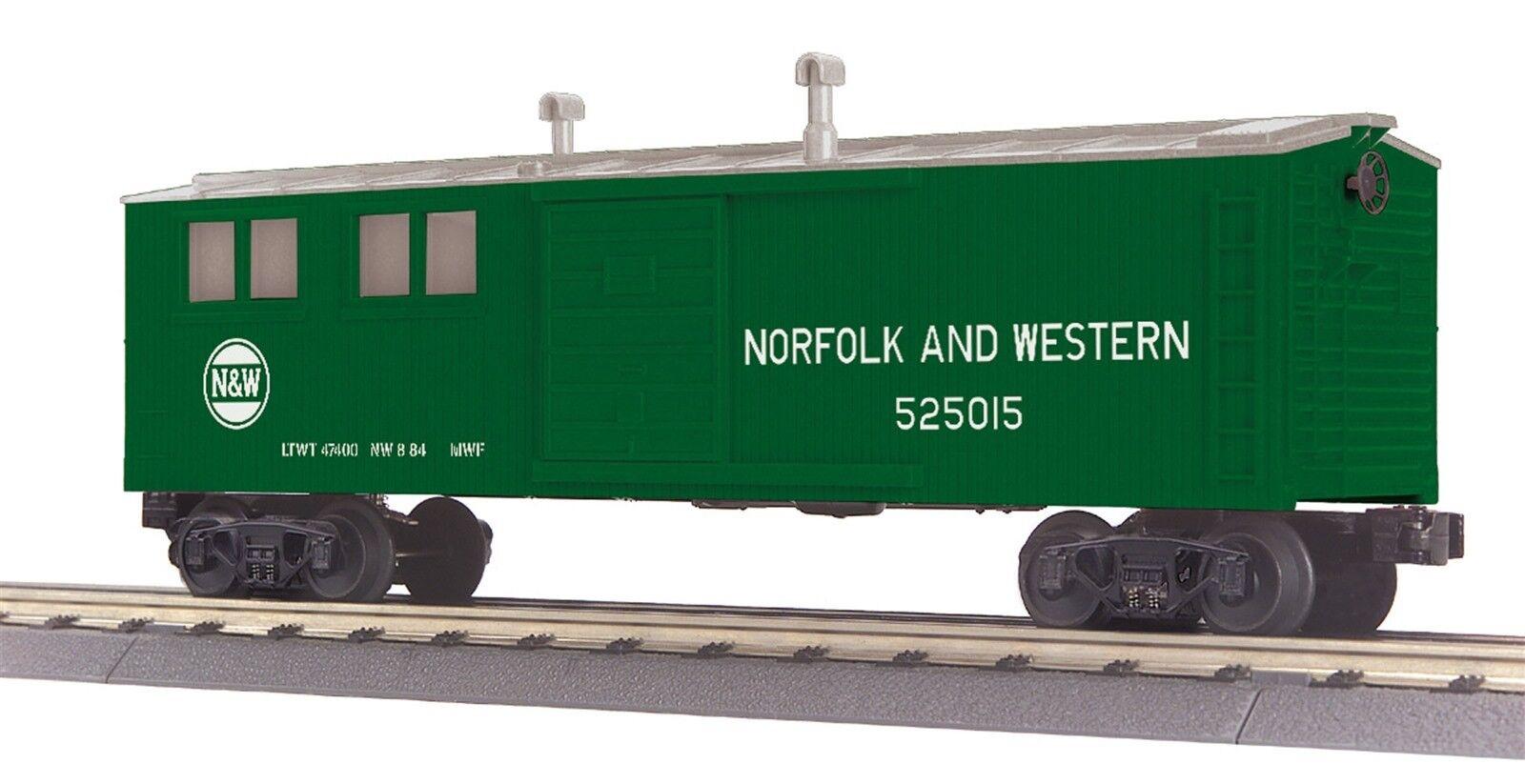 MTH RailKing 30-79477 Norfolk And Western Engineering Car O Gauge Model Trains