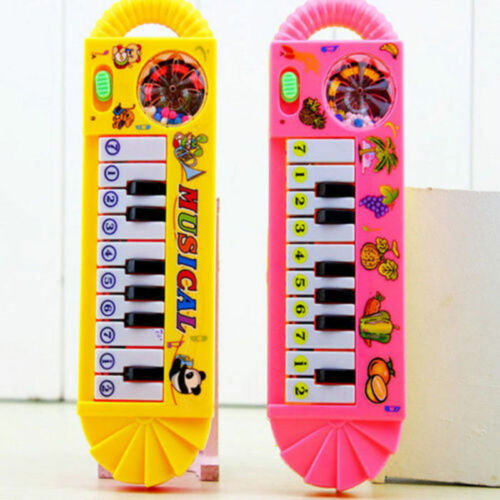 Kids Toddler Musica Electronic Piano Instrument Developmental Music Toy Gift