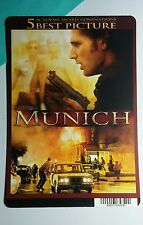 MUNICH ERIC BANA DANIEL CRAIG MINI POSTER BACKER CARD (NOT a movie )
