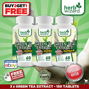 3-x-Green-Tea-9000mg-high-strength-fat-burner-weight-loss-180-tablets