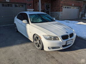 BMW 335D 2009 with Sport Package