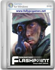 Operation Flashpoint - Cold War Crisis PC CD ROM Videogame