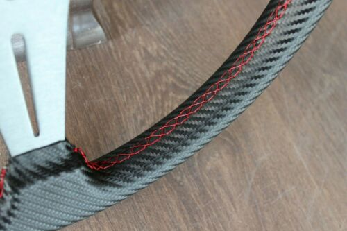 Steering Wheel TOYOTA Racing Carbon Leather Sport Corolla Supra Mr2 Celica
