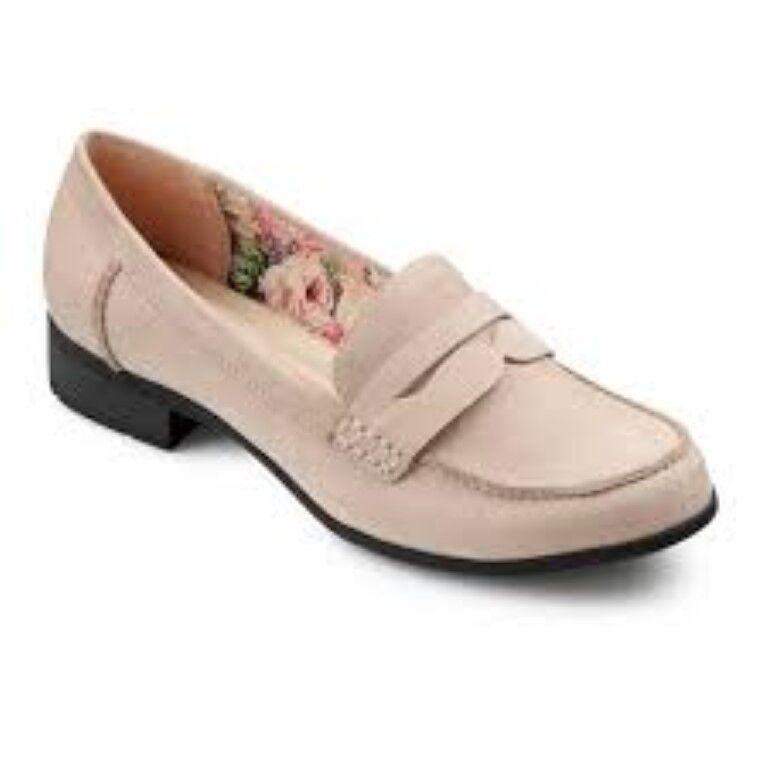 Hotter SORBET Damenschuhe Flint Nubuck Loafers rrp  UK4 EU 37 LG02 33