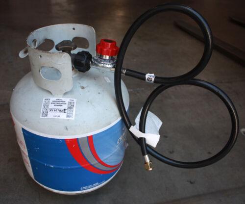 4.5 Ft environ 1.37 m haute pression Barbecue propane Luang por Tuyau à gaz avec réglable arrêt Régulateur